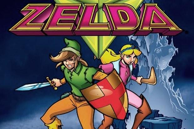 NEWS ZELDA - Magazine cover