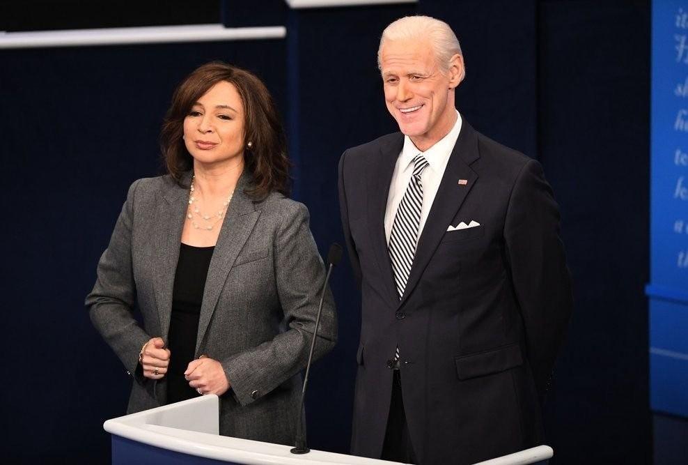 "'""Saturday Night Live"" starts with Alec Baldwin and Jim Carrey recreating the presidential debate"