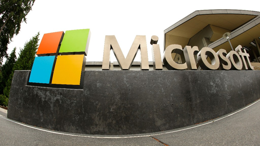 Microsoft's ambitious climate goal forgets about its oil contracts