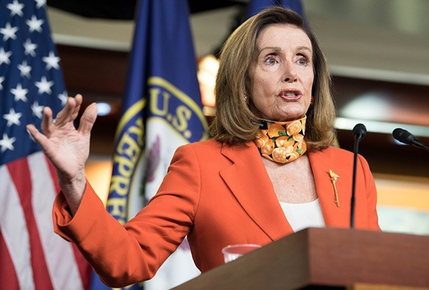 Pelosi warns Democrats the presidential election may be decided by the House—where GOP holds an edge
