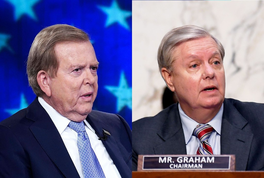 """Fox host tells South Carolina voters not to vote for Graham: """"He has betrayed the American people"""""""