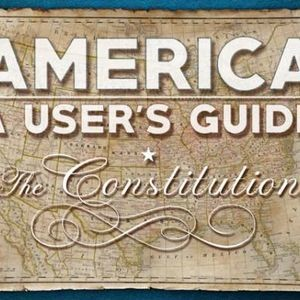 America, a user's guide: The Constitution of the United States