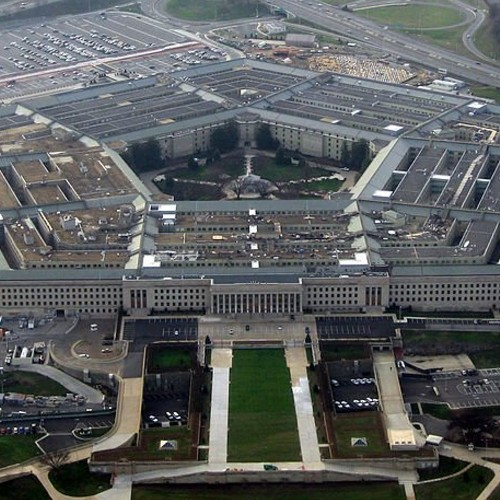 What happens when all we have left is the Pentagon?
