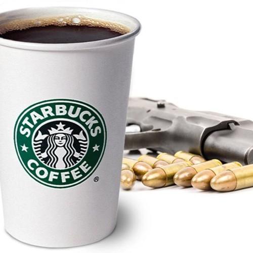 Starbucks CEO says no to guns in Starbucks