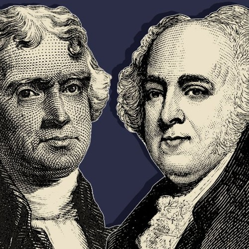 """What John Adams really thought about Thomas Jefferson: """"I shudder at the calamities"""""""
