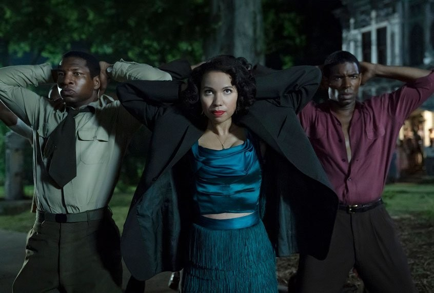 """""""It's blood memory"""": Jurnee Smollett on how the horrors in """"Lovecraft Country"""" are felt in real life"""