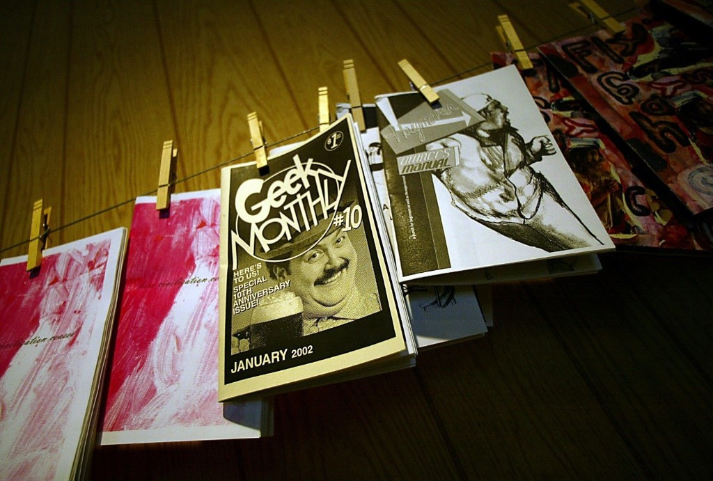 Self-published zines are back as artists respond to our reality in quarantine