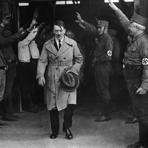 Hitler at home: How the Nazi PR machine remade the Führer's domestic image and duped the world