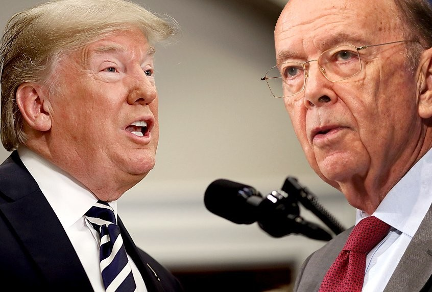 Wilbur Ross sat on board of Chinese joint venture — while running Trump's trade war: report