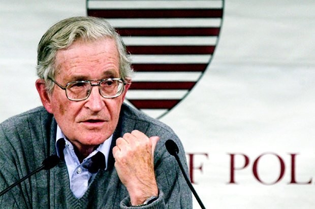 """Noam Chomsky's """"Responsibility of Intellectuals"""" after 50 years: It's an even heavier responsibility now"""