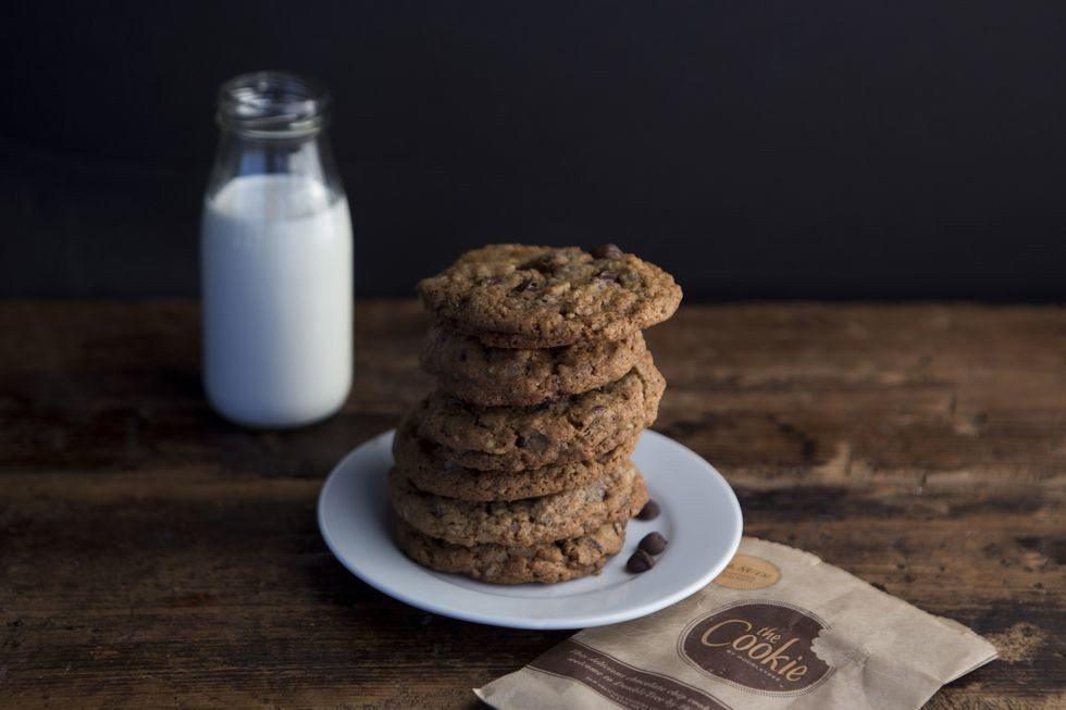 DoubleTree shared its secret chocolate chip cookie recipe, and it contains fresh lemon juice