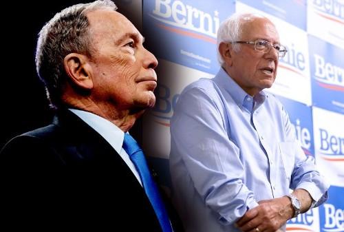 Michael Bloomberg woos delegates in effort to block a Bernie Sanders nomination: report