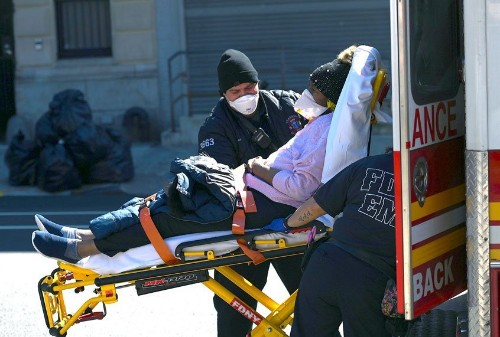 America's underpaid, oft-forgotten EMTs are bearing the brunt of the pandemic
