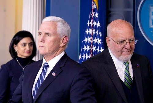 Is the Christian right now in charge of public health inside the Trump administration?
