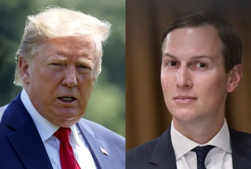 Trump's controversial pardons came after Kushner wrestled control from Justice Department: report