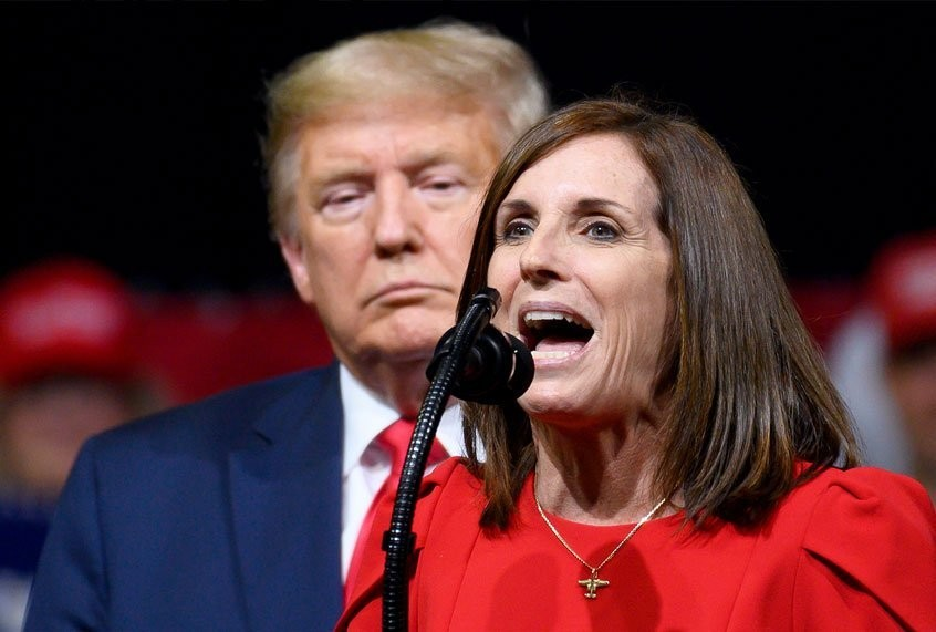 """No way to find a bright spot"": Fox News poll has Martha McSally down 13% in must-win state for GOP"