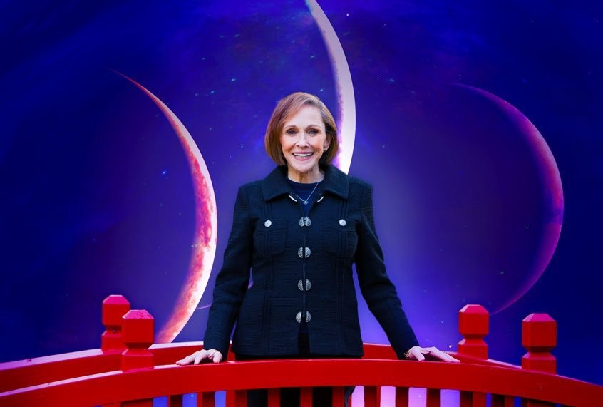 """Why """"Cosmos"""" producer Ann Druyan is optimistic about the future"""