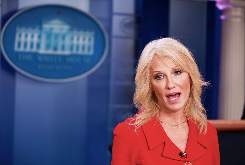 Kellyanne Conway becomes the latest member of Trump's inner circle to test positive for COVID-19