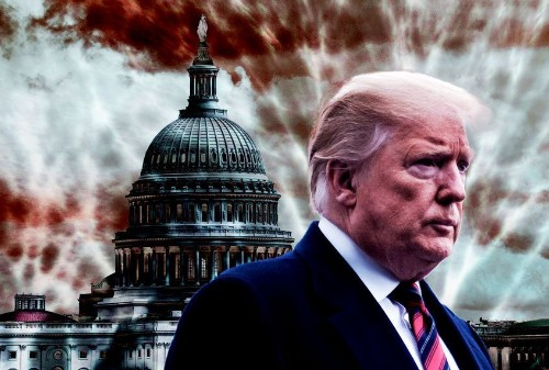 "How Trump's chaotic incompetence, and the ""deconstruction"" of the ""deep state,"" got us here"