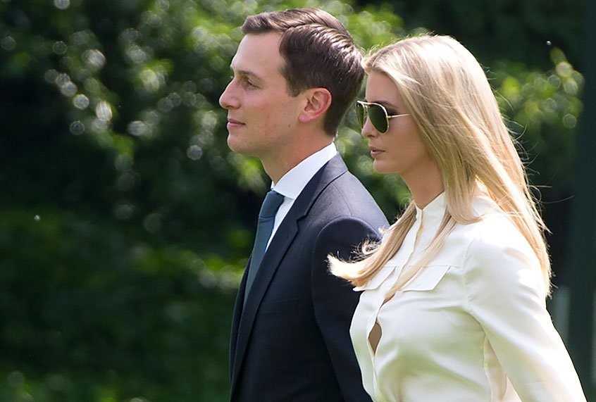 Lincoln Project continues to troll Ivanka Trump and Jared Kushner by sending boat to Mar-a-Lago