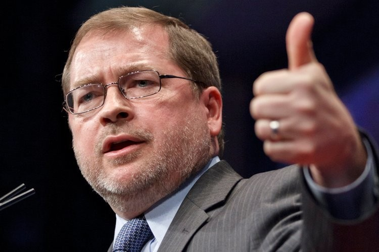 Conservative civil war: Islamophobic activist seeks to oust Grover Norquist from NRA board