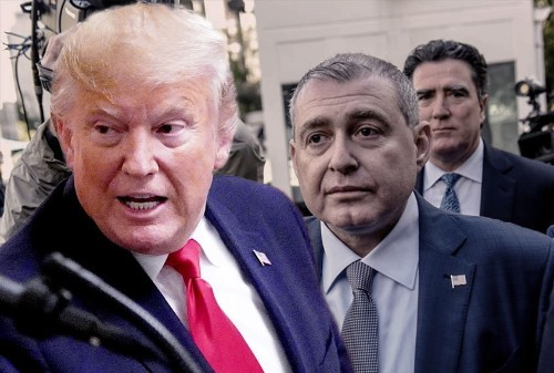 Flipped Giuliani associate claims he discussed Ukraine with Trump, convinced him to fire ambassador