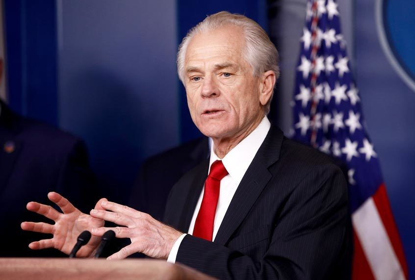 Top Trump adviser Peter Navarro warned coronavirus could kill 1.2 million months ago in leaked memo