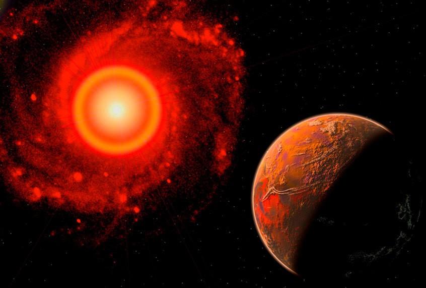 "Scientists discover a ""super-Earth"" right next door"