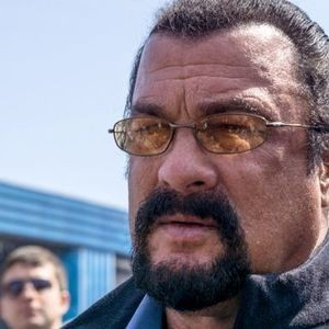The bizarro world of Steven Seagal: Hero in the movies, villain in real life