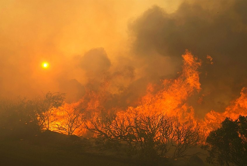 Wildfires are getting worse, and so is the deadly smoke they bring with them