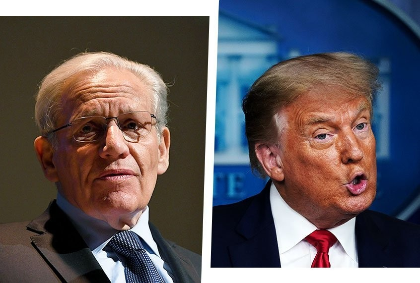 Donald Trump's fatal flaw: Of his many defects, Bob Woodward may have identified the worst