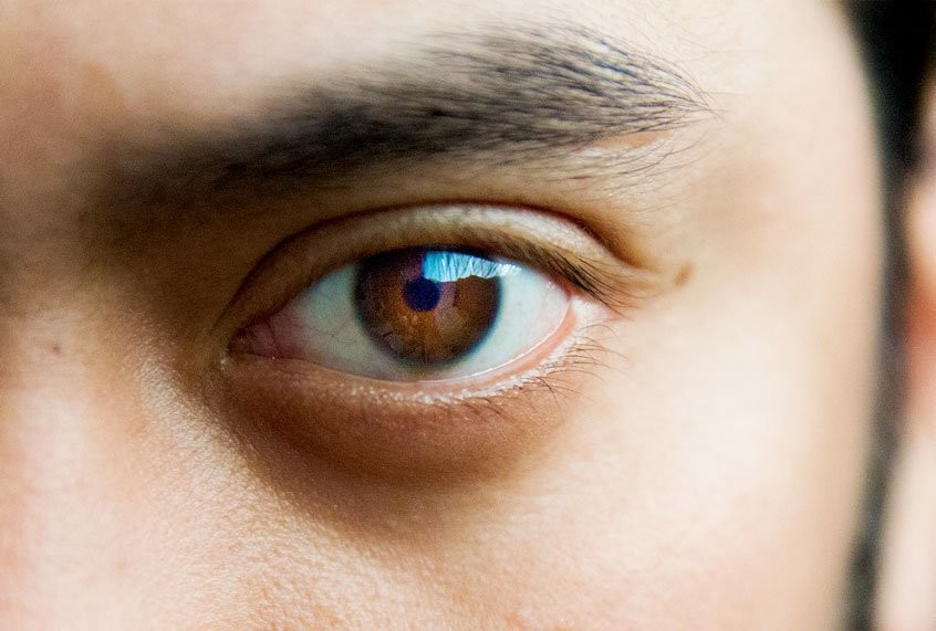 "You can ""see"" PTSD in a person's eyes, researchers find"