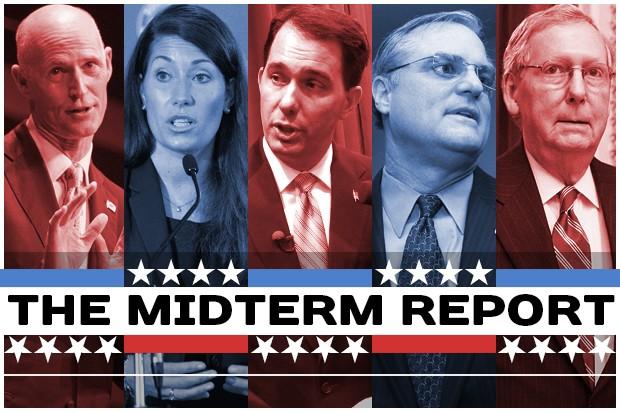 Political Junkie 🇺🇸 - Magazine cover