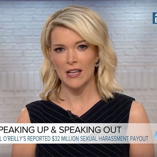 Megyn Kelly may have just stopped O'Reilly's comeback with this powerful statement