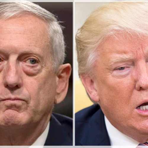 James Mattis delivers a final blow to Trump on his way out the door