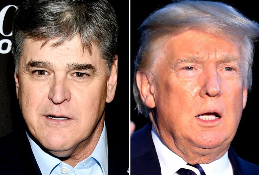 "Trump cites Sean Hannity's Fox News program as proof hospitals are in ""great shape"" with ventilators"