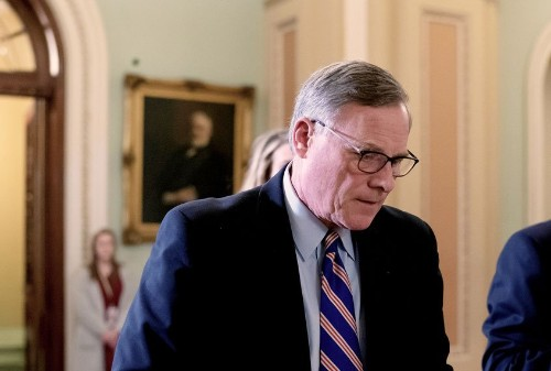 Department of Justice opens inquiry into stock trades by Republican Sen. Richard Burr: report