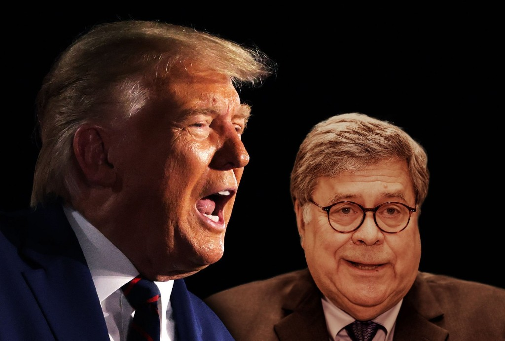 "How William Barr could help Trump steal the election — and take the US to ""a very dark place"""
