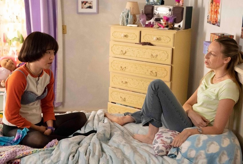 """PEN15"" returns for another swim into the messiness of seventh grade"