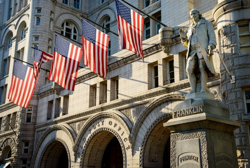 How Trump's war on the post office threatens democracy itself