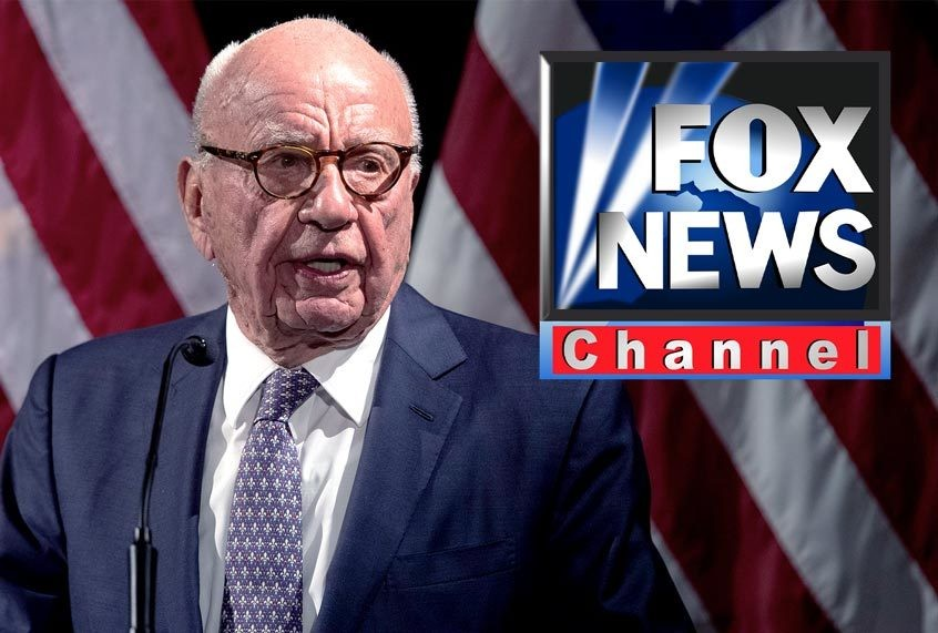 "Washington state group sues Fox News and Rupert Murdoch over its ""deceptive"" coronavirus coverage"