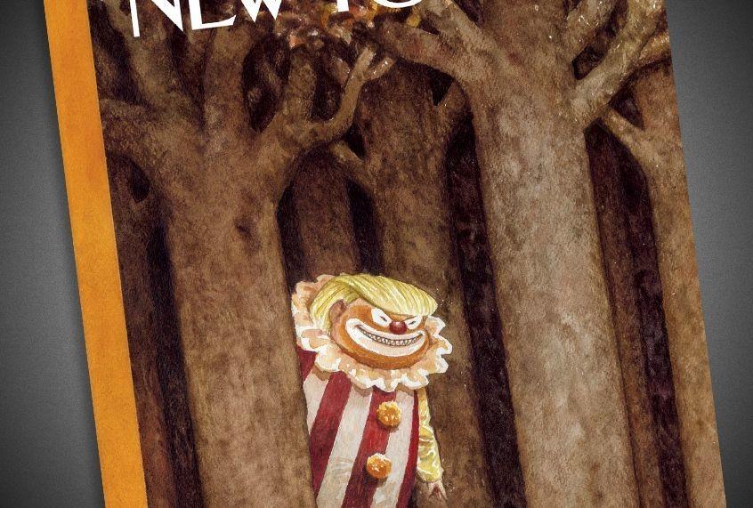 Smile - Magazine cover