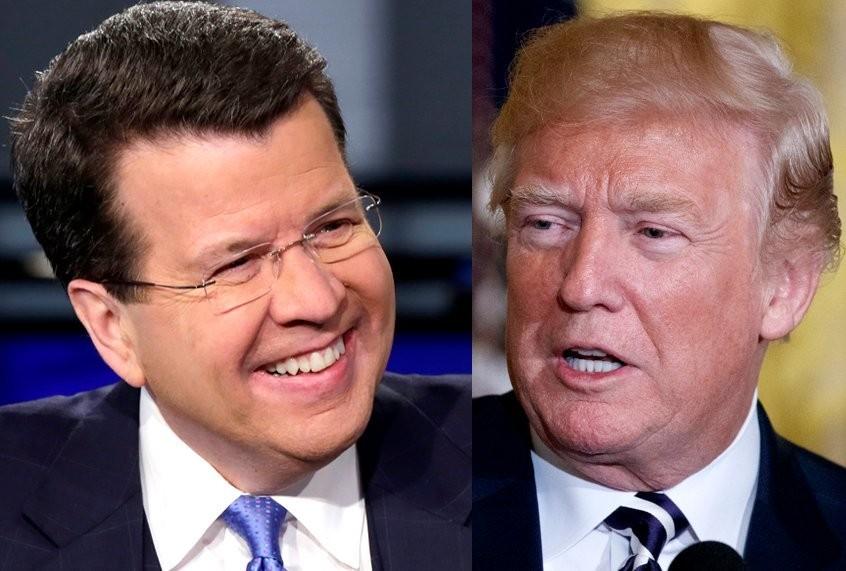"Fox News host Neil Cavuto: Trump's ""crack down on social media companies"" based on ""an outright lie"""