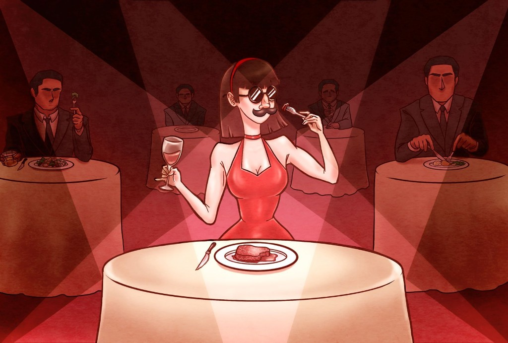 """""""No one suspected me"""": Women food critics dish on dining out for a living"""