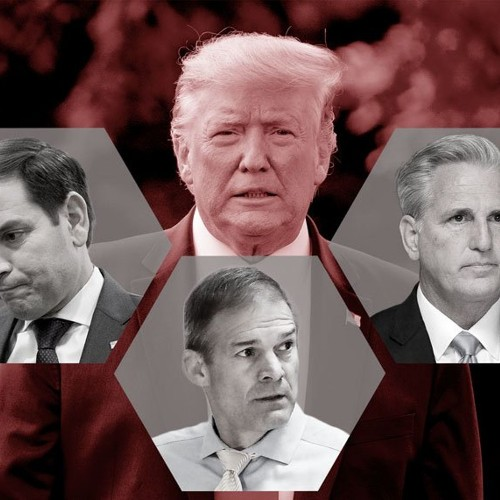 Cowardly Republicans learn the hard way: Donald Trump was never their friend