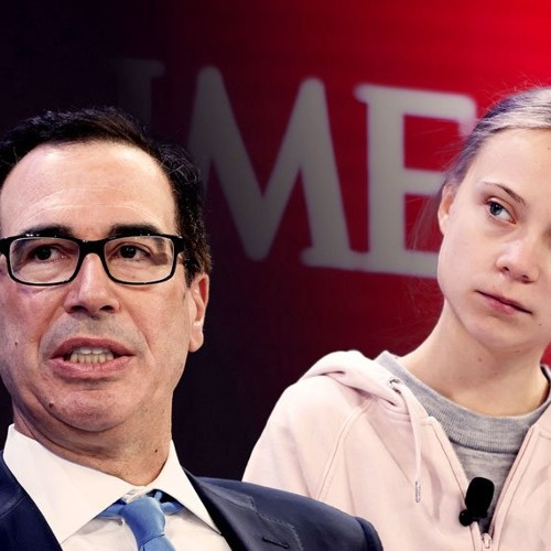 """Climate experts agree: """"Steve Mnuchin should go back to college"""" — not Greta Thunberg"""