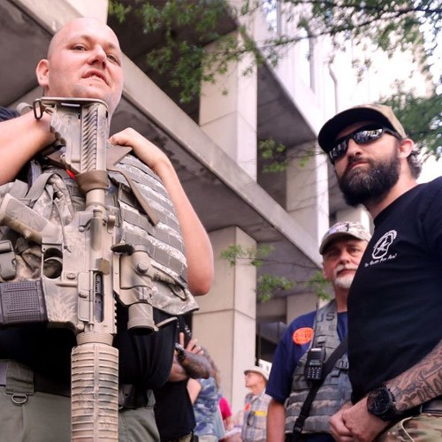 State of emergency: High tension in Virginia as right-wing gun fanatics descend on Richmond