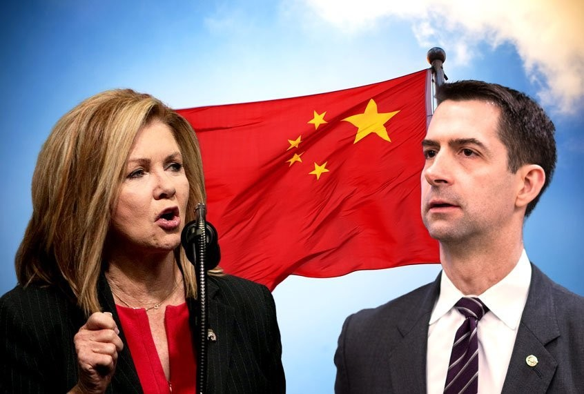 Racism meets warmongering: Far-right GOP senators push xenophobic bill to bar Chinese students