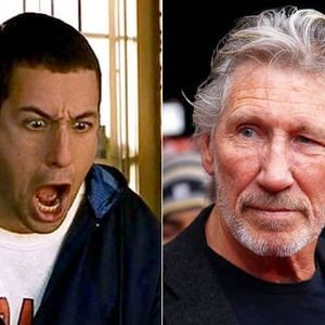 Adam Sandler launches into profanity-laden tirade against former Pink Floyd front-man Roger Waters for criticizing Israel