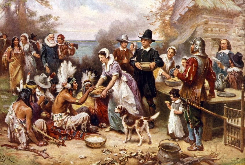 Celebration or day or mourning? The fascinating true story of the first Thanksgiving
